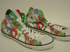 NEW Mens CONVERSE Chuck Taylor ITALY Edition 135850C Green Red Sneakers Shoes