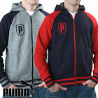 PUMA COLLEGE SWEAT JACKE TRAININGSJACKE KAPUZENPULLOVER BB VARSITY UNISEX S - XL