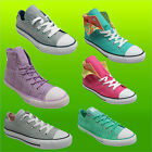 All Star Converse Hi Lo Pump Ladies Girls Boys Canvas Fashion Shoes UK Size Uk