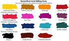 Acid dye for wool and silk Kenanthrol 25g bags intermixable colours