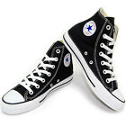 CONVERSE CHUCK TAYLOR HI Black All Star Sneakers Men Women Canvas Casual Shoes