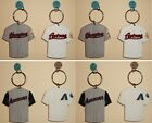Choose Your Team MLB Set of 2 Pack Key Chains Ring New Double Sided Design on Ebay