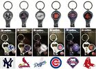 CHOOSE TEAM Keychain Ring New MLB 3in1 Bottle Opener Clippers Folds Up Key Chain