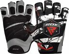 RDX Weight Lifting Gloves Gym Exercise Body Building Sports Workout Training CA