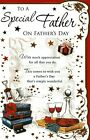 father traditional father's day card fathers day card - 3 x cards to choose from