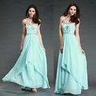 2015 Formal Occasion Evening/Party/Prom Ball gown Lady Bridesmaids Wedding dress