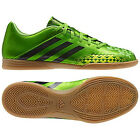 adidas Predito LZTRX IN 2013 Indoor Soccer Shoes Green / Black / Yellow New