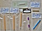 Quilling Tools Multiple Types/Styles to Pick From Needle-Slotted-Metal-Double