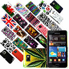 FOR SAMSUNG GALAXY S2 S II i9100 NEW PRINTED HARD SHELL CASE COVER + FREE GUARD