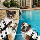 Life Jacket for Dog Vest Preserver Pet Water Safety Paws Aboard XXS XS S M L XL