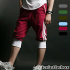 Men Casual Sport Rope Short Pants Jogging Trousers Pants Loose Tracksuit N98B
