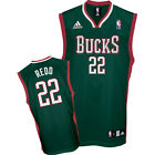 NBA Milwaukee Bucks Adidas Redd #22 Replica Jersey