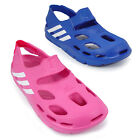 Kids's Adidas Performance Varisol Sandals Pink Blue Flip Flops Shoes UK SZ 10-2