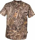 Jack Pyke Short Sleeve T-Shirt Grassland Camo (S-XXXL) Hunting Shooting Fishing