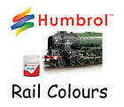 Humbrol Rail Match Paint Colours Acrylic Paint 12mls Pot - Choose from the List