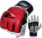 Authentic RDX MMA UFC Grappling Gloves Fight Boxing Punch Bag Kick Muay Thai Gym