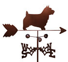 SWEN Products NORWICH AUSTRALIAN TERRIER DOG Steel Weathervane