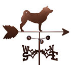 SWEN Products SHIBA INU DOG Steel Weathervane