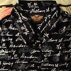 new HARLEY DAVIDSON Rayon CASUAL Hawaiian SIGNATURE Shirt Women's Camp Ladies