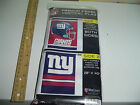 NEW U Pick 1 NFL Football 2 Sided 28X40 Vertical Flag House BannerTailgate Party