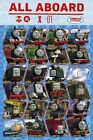 New All Aboard Thomas the Tank Engine and Friends Poster