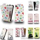 STYLISH LEATHER FLIP CASE COVER FOR SAMSUNG GALAXY S4 i9500 + LCD PROTECTOR