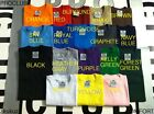 1 NEW PROCLUB COMFORT PLAIN T-SHIRT BLANK COLOR TEE PRO CLUB S-3XL 1PC image