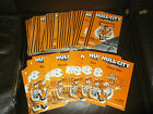 Hull City home programmes 1974/75 - 75/76