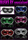 BRAND NEW CARNIVAL MASQUERADE VENETIAN FACE EYE MASK HEN STAG PARTY BALL NIGHT