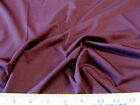 Discount Fabric Lycra /Spandex 4 way stretch Solid Burgundy 924LY