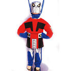 Transformers Optimus Prime Boy Fancy Party Costumes Halloween Kid Size 3-8y #009