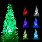 Icy Crystal Color Changing LED  Decoration Light XMAS Night Light Romantic gift
