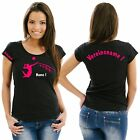 Volleyball Shirt  Neondruck  Damen Shirt Girlie Tank Top Ärmellose Männer 12