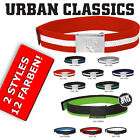 Urban Classics College/2-tone Belt Fabric Canvas Belt 90-120cm