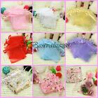 Wedding Favor Party Sweets Candy Bead Jewellry Packing Organza Pouches Gift Bags