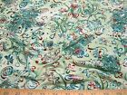 Discount Fabric Fancy Lycra /Spandex Green Holographic Floral Abstract 104FL