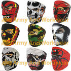 Neoprene Full Face Mask Motorcycle Biker Paintball Motorcycle Balaclava Bali Men