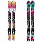 Salomon Q Lux Junior Ski inkl. Bind. - Kinder Skiset All Terrain Rocker