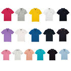 Lyle & Scott Vintage Cotton Pique Tipped Plain Polo Shirts Authorised stockist