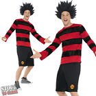 MENS ADULT CARTOON DENNIS THE MENACE COSTUME