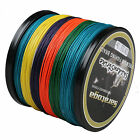 Top Quality! 8Strands Braided Dyneema Sea Fishing Line Agepoch 300M 5Colors