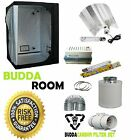 "Hydroponic Grow Room Tent Kit Fan Carbon Filter 4 5 6"" Light Kit - 250 400 600w"