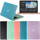 For Macbook Air 13 13.3 A1369 A1466 Matte Frost Hard Shell Skin Cover Case NEW
