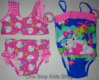 HELLO KITTY Toddler Girls 2T 3T 4T 5T Tankini or SWIMSUIT Bathing Swim Suit