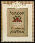 Country Cottage Needleworks Counted Cross Stitch Charts A