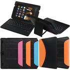 "Bluetooth Keyboard Leather Stand Case Cover For Amazon Kindle Fire HDX 8.9"" 2013"