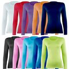 Ladies Rhino Compression Baselayer Long Sleeve RH003 Top Various Colours