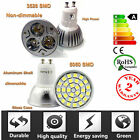 40 x GU10 LED Light Bulb DIMMABLE 7W/9W/15W Warm/Cool/Pure White Bright Lamp UK