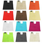 100% Egyptian Cotton Pedestal Mats - Super Soft Washable Bath Toilet Mat