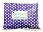 Polka Dot Mailing Bags Printed Post Poly Plastic Coloured Strong Seal All Sizes <br/> 10 COLOURS inc PINK GREEN BLUE RED GOLD 10 - 1000 Bags